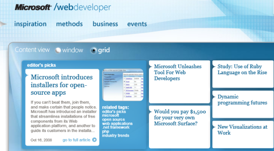 Microsoft_web_News_Aggregator