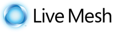 Live Mesh Logo - Blue Theme