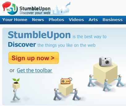 Stumbledupon_chirstmas_2008_logo