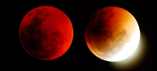 First Lunar Eclipse Of The Year 2009 On February 9th