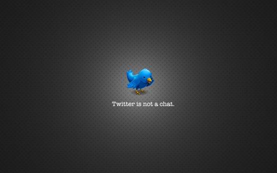 "technical wallpaper. The wallpaper titled ""Twitter"