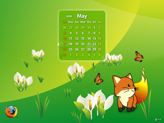 calendar wallpapers. A new Wallpapers for the month