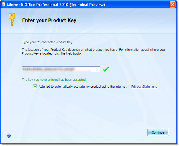 Free Download 7000 Microsoft Office Professional 2010 Key