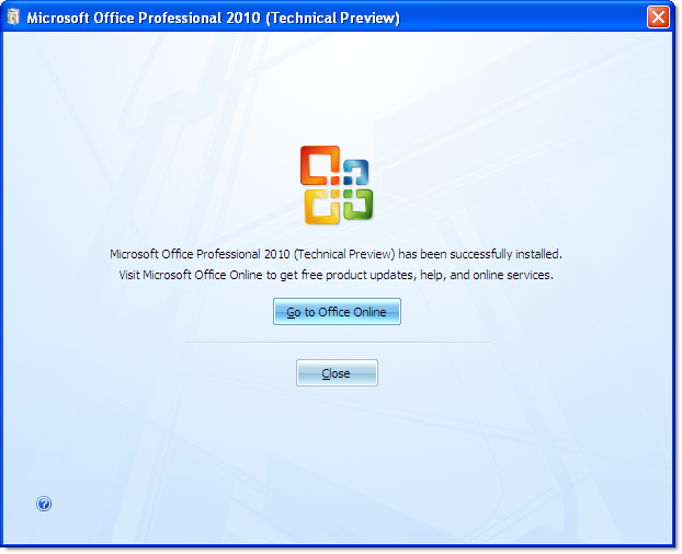Restoring office 2010 in windows xp - Office 2007 free download for windows xp ...
