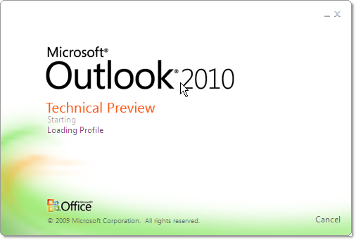 office_2010_screenshot_tour_Outlook_splash
