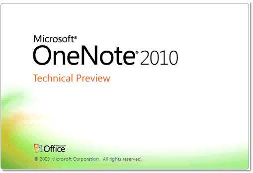 office_2010_screenshot_tour_onenote_splash