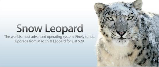 Snow Leopard OS