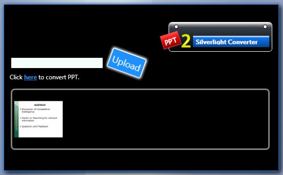 convert_powerpoint_files_to_silverlighting_with_a_single_click