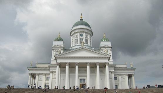 Tuomiokirkko, Helsinki, Finland