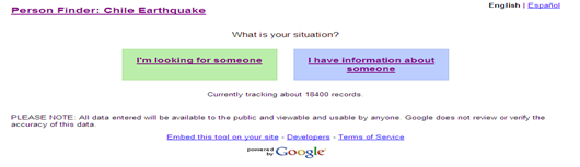 google_Personal_Finder