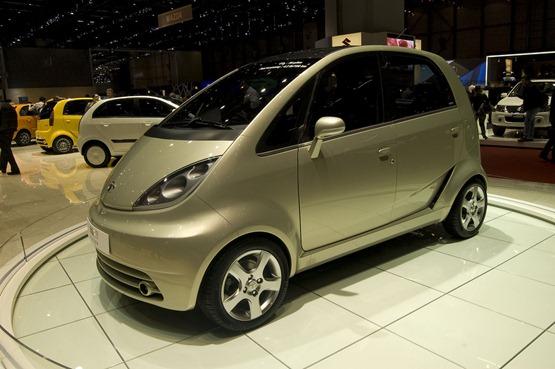 India's 1 Lakh ($2500) Wonder - Tata Nano Car