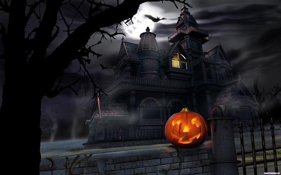 halloween theme from windows club - Windows 7 Halloween Theme