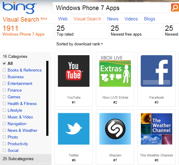 bing apps in windows - photo #11