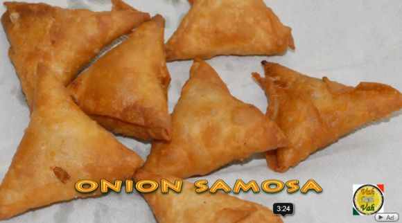 how to prepare aloo samosa