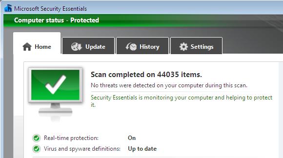 XP antivirus 2010