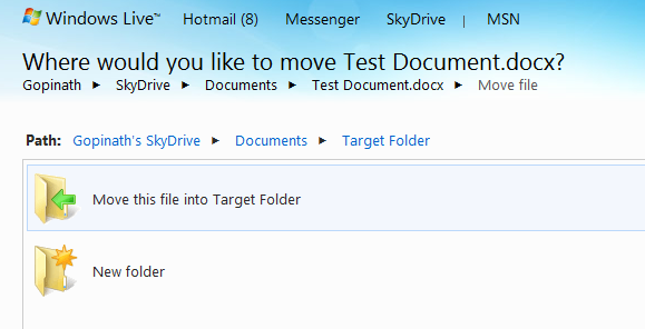 windows live skydrive how to move or copy files between Nokia 6130 Nokia 6103