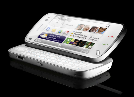 Nokia N97 – An NSeries Phone With Touch Screen And QWERTY ...