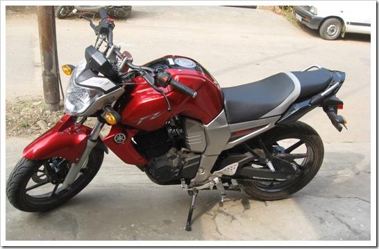 Blogging Brought Us This Bike Ndash Yamaha Fz 16