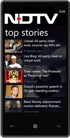 watch_ndtv_live_streaming_on_windows_phone_7
