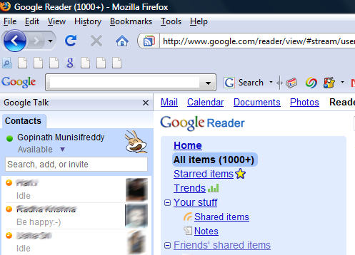 Google-talk-in-firefox-sidebar