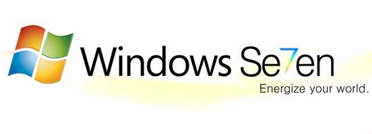 Microsoft Windows 7 Unofficial wallpaper