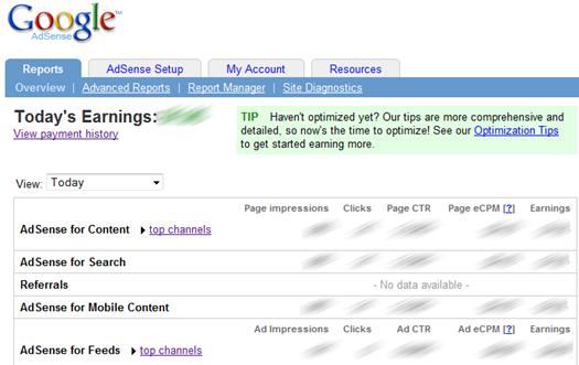 Google Adsense Referrals Are Retired
