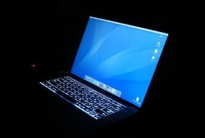 Laptop LCD Light