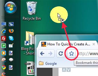 Create_Web_Page_Shortcuts_using_Google_Chrome
