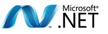 Microsoft.NET Logo - Blue theme