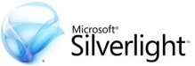 Microsoft Silverlight Logo - Blue theme