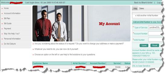 Airtel_Bill_Online_Payment_Myaccount