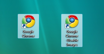 Google Chrome- Disable Images