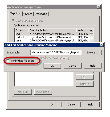 How to Fix 404 Errors of ASP NET MVC Website Deployed On IIS 6
