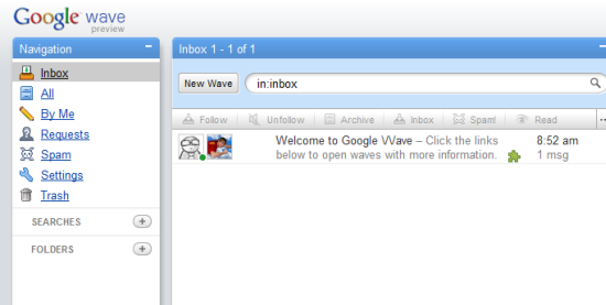 my_google_wave_inbox