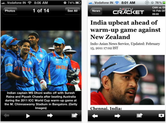check_live_cricket_scores_on_iOS_Android_Blackberry_using_NDTV_app