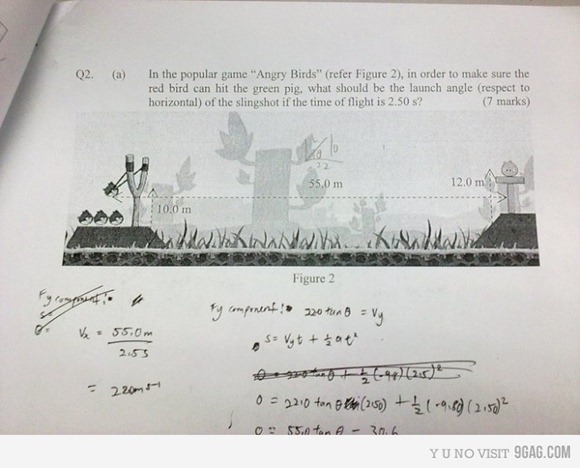 angry_birds_in_exam_paper
