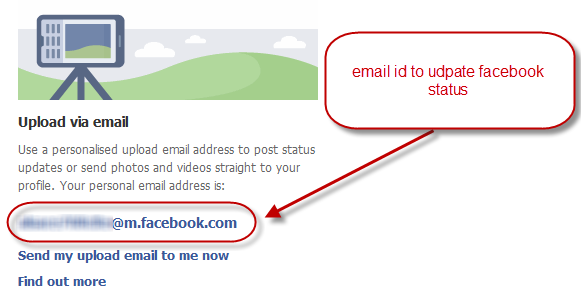 get_facebook_email_id_to_update_status