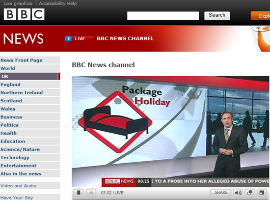 How To Watch BBC News Live Streaming Online [For UK users